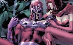 Bring on the Bad Guys: Magneto