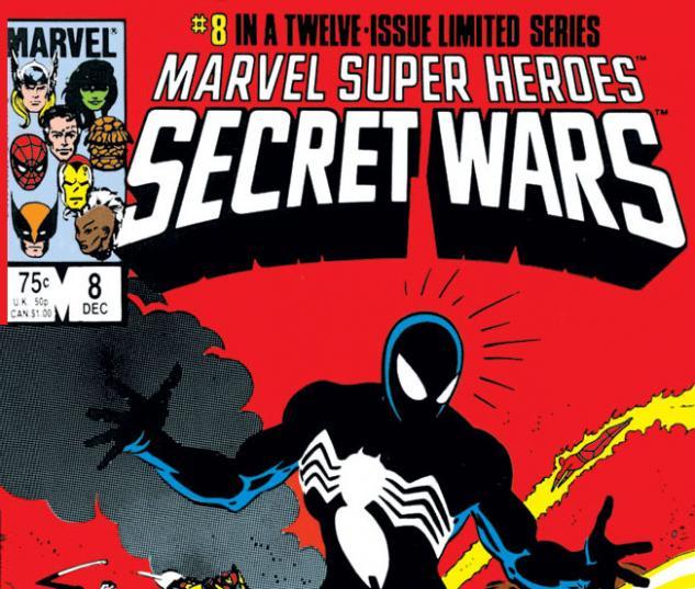 Secret Wars (1984) #8