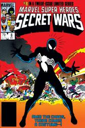Secret Wars #8 