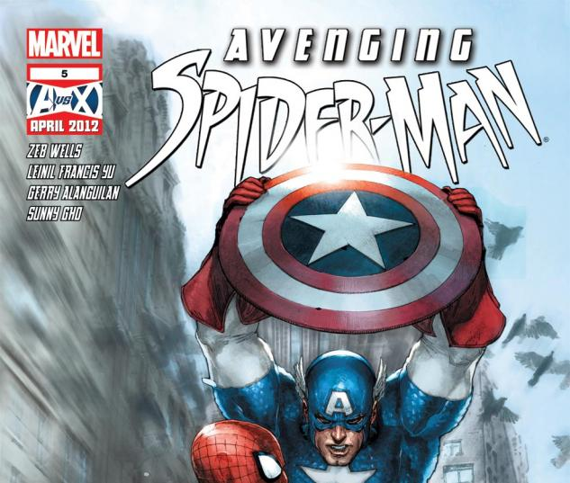 Avenging Spider-​Man (2011) #5