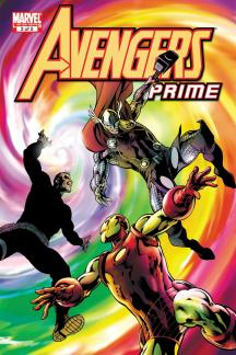 Avengers: Prime (2010) #2