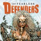 FEARLESS DEFENDERS 3 JIMENEZ VARIANT (NOW, 1 FOR 50)