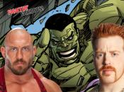 Fightin' Fanboys: Ryback & Sheamus
