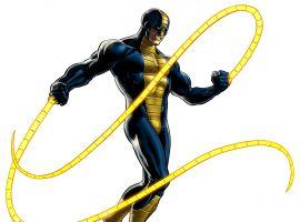 Constrictor character model from Marvel: Avengers Alliance