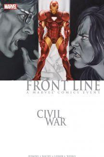 Civil War: Front Line Book 2 (Trade Paperback)