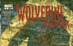 Wolverine Weapon X (2009) #8