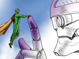 Unplug Avengers A.I. Pt. 3
