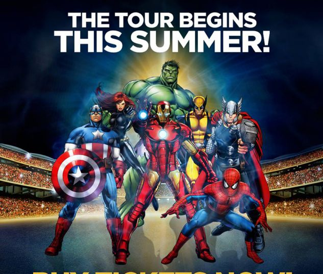 Characters Revealed for Marvel Universe Live