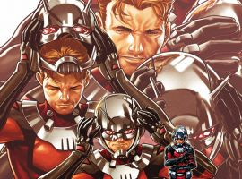 Ant-Man Live Chat