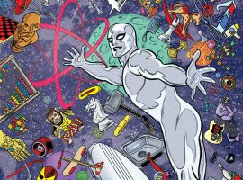 Silver Surfer Through the Ages