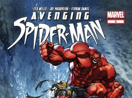 AVENGING SPIDER-MAN (2011) #2