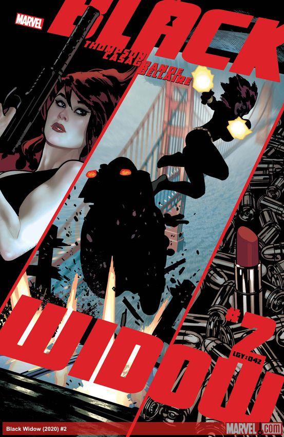 Black Widow (2020) #2