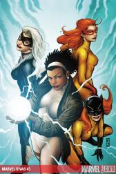 Marvel Divas #3 