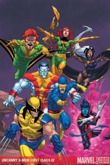 Uncanny X-Men: First Class #2