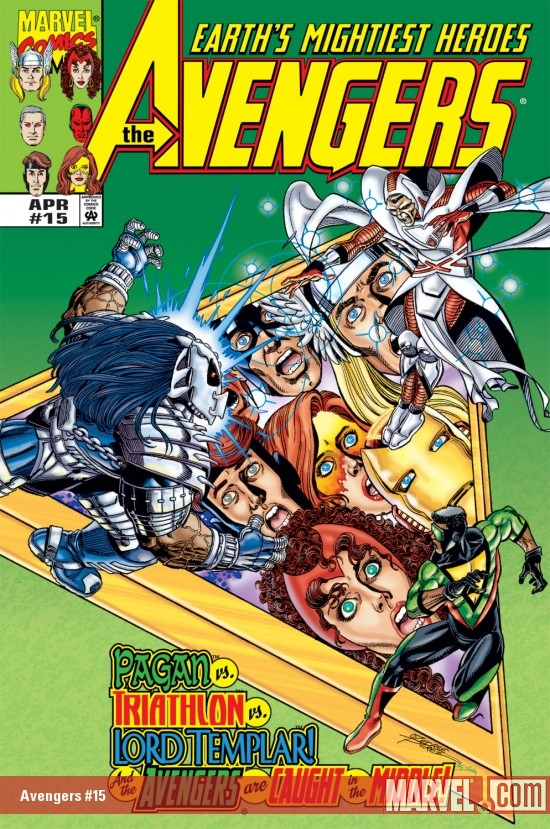 Avengers #15