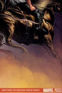 Dark Tower: The Long Road Home (2008) #2 (MIKE DEODATO JR. VARIANT)