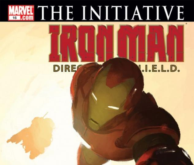 Iron Man: Director of S.H.I.E.L.D. (2007) #16