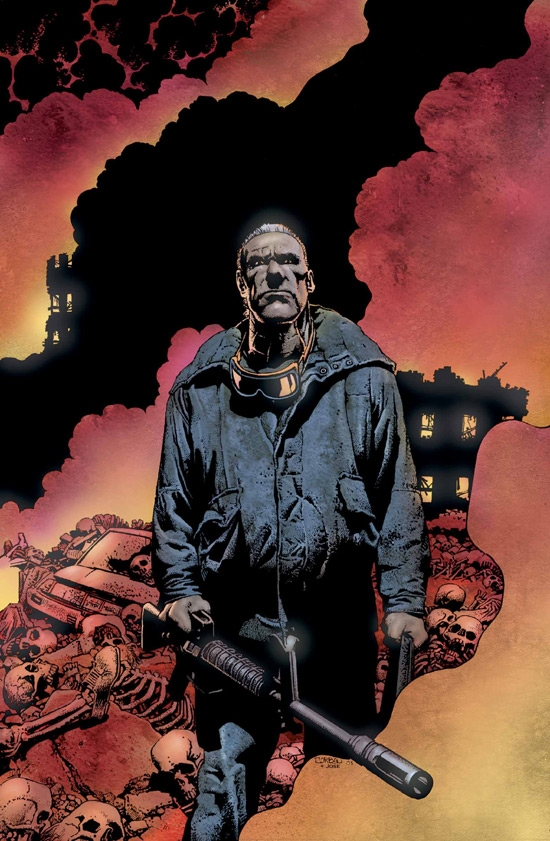 Punisher: The End #1