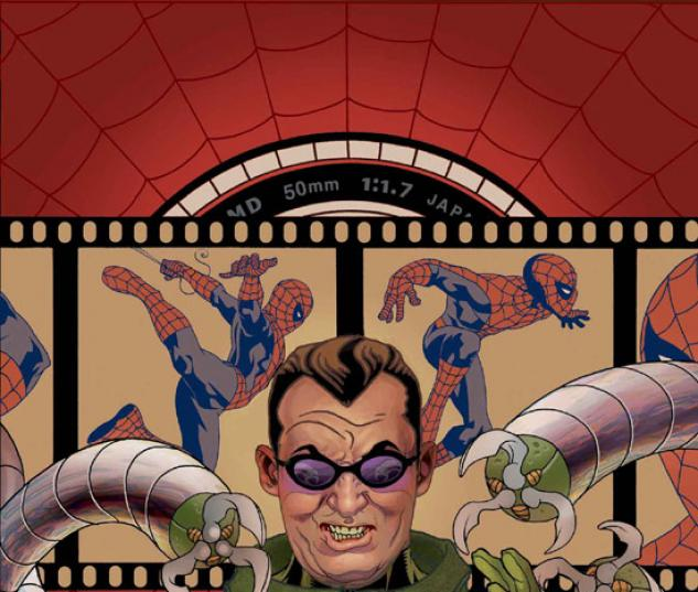 DOCTOR OCTOPUS: NEGATIVE EXPOSURE (2004) #5 COVER