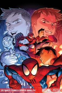 Ultimate Comics Spider-Man (2009) #14