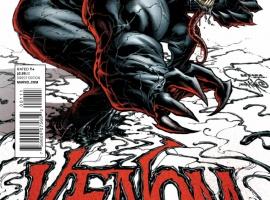 VENOM #1 (2011) cover by Joe Quesada