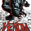 VENOM #1 (2011) cover by Joe Quesada