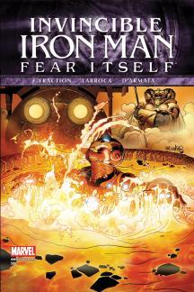 Invincible Iron Man (2008) #508