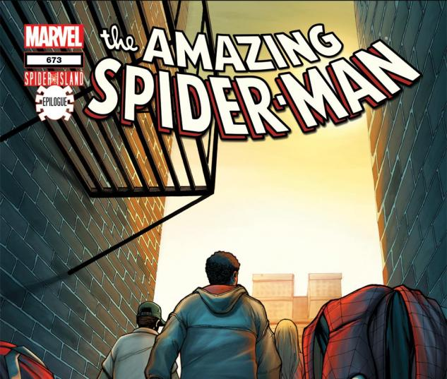 Amazing Spider-Man (1999) #673