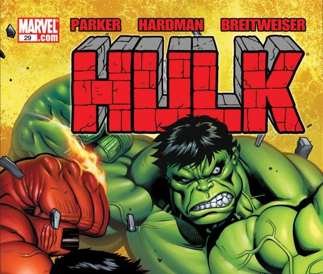 Hulk (2008) #29
