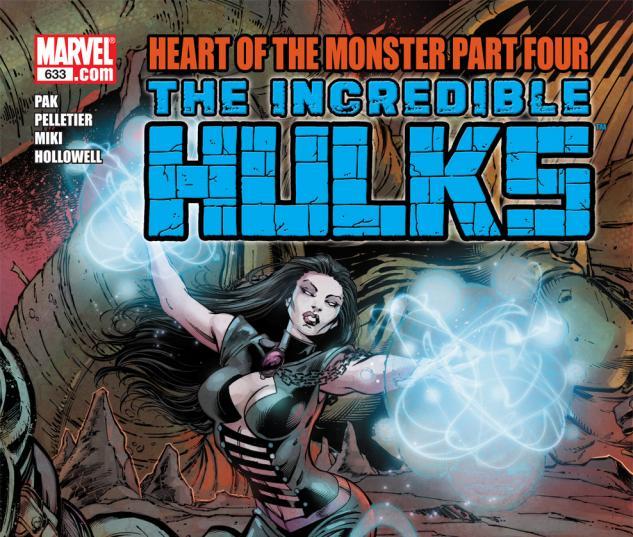 Incredible Hulks (2009) #633