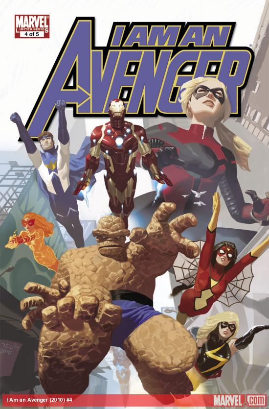I Am an Avenger (2010) #4