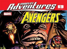Marvel Adventures the Avengers (2006) #9