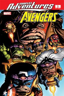 Marvel Adventures the Avengers #9