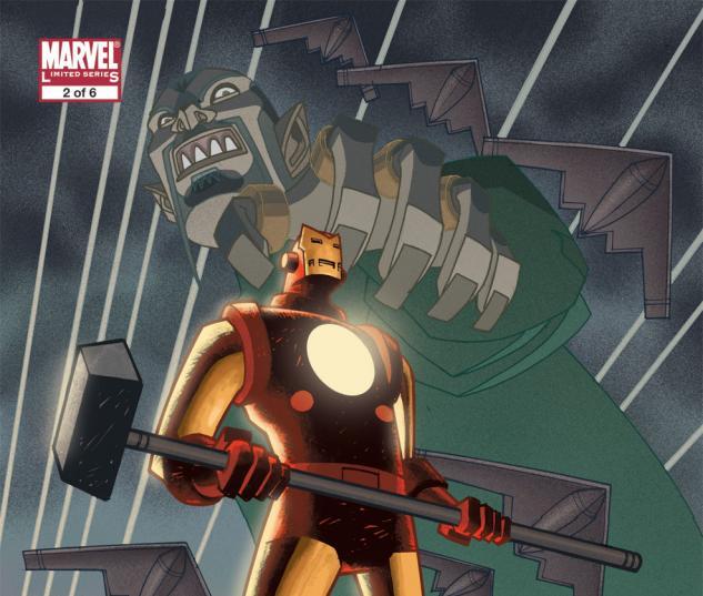 Iron Man: Enter the Mandarin (2007) #2