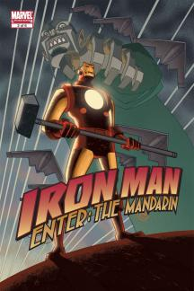 Iron Man: Enter the Mandarin (2007) #2