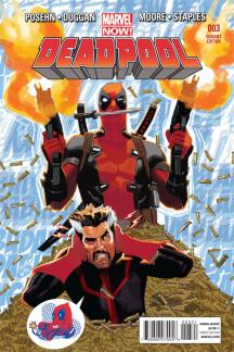 Deadpool (2012) #3 (Acuna Variant)