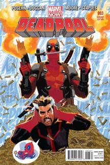Deadpool #3  (Acuna Variant)