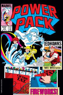 Power pack 1984 13 comics for Powers bureau issue 13