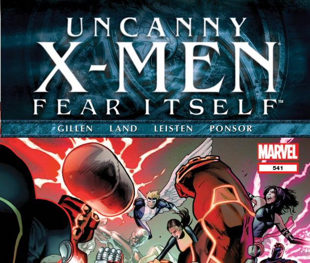 Uncanny X-Men #541