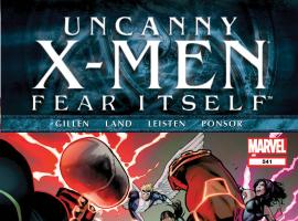 Uncanny X-Men #541