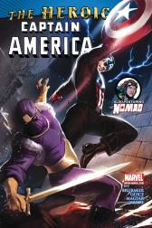 Captain America #610 