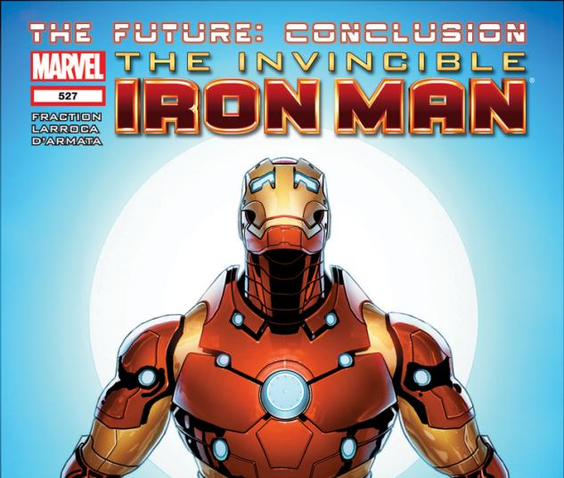 Invincible Iron Man (2008) #527