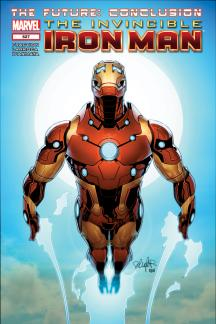 Invincible Iron Man #527
