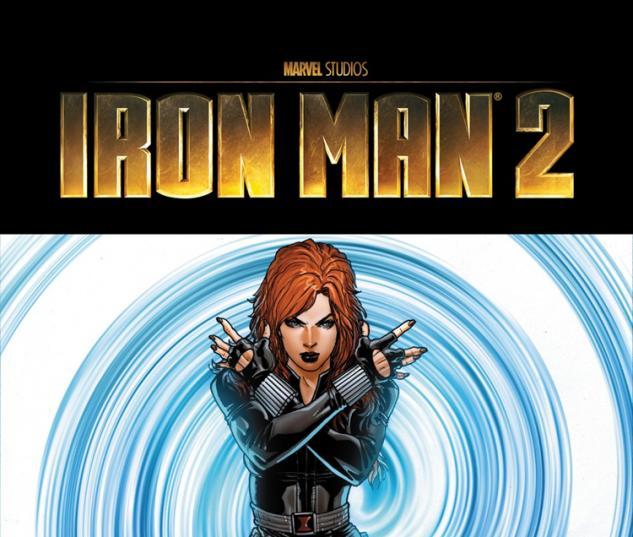 Iron Man 2- Black Widow: Agent of S.H.I.E.L.D. #1