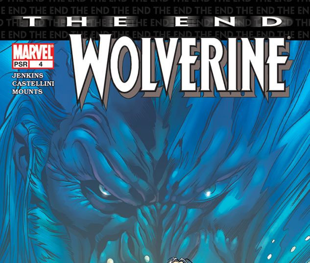 Wolverine: The End (2003) #4
