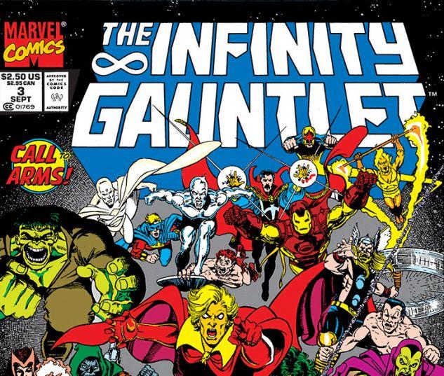 Infinity Gauntlet 1991 3