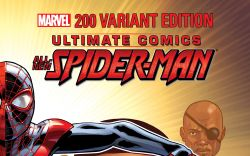 ULTIMATE SPIDER-MAN 200 MARQUEZ VARIANT (ORDER ALL, WITH DIGITAL CODE)