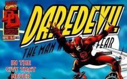 Daredevil #363 cover