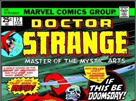 Dr. Strange (1974) #12