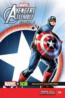 Marvel Universe Avengers Assemble Season Two #16